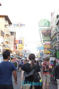 Khao Sarn Road Sore Itu | Doc: Fazword
