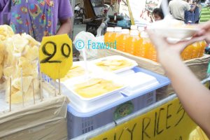 Mango Sticky Rice 20 Baht : Doc: Fazword dkk.