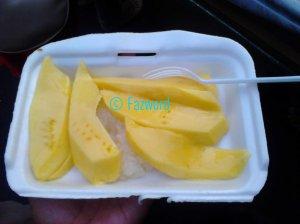 Mango Sticky Rice | Doc: Fazword