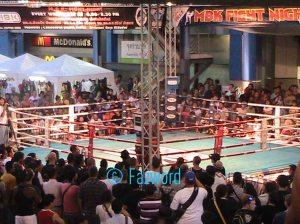 Women Thai Boxing | Doc: Fazword