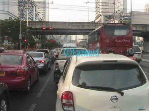 Bangkok Trafic | Doc: Fazword