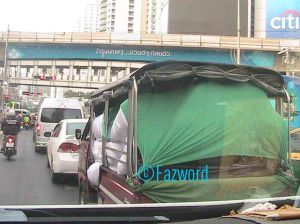 Bangkok Traffic | Doc: Fazword