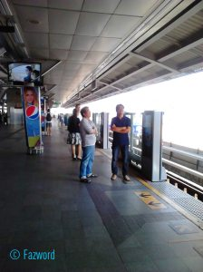 BTS Station Siam | Doc: Fazword