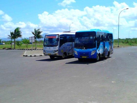 Damri Bandara Internasional Lombok | Doc: Fazword