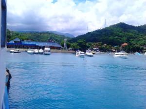Dermaga Fast Boat Padang Bai | Doc: Fazword