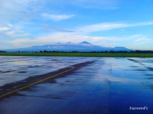 View from Apron LOP | Doc: Fazword