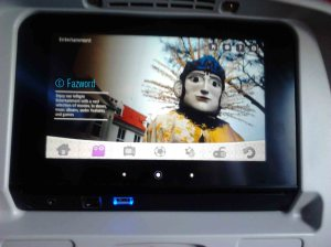 Inflight Entertainment Batik Air | Doc: Fazword