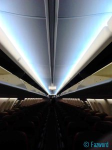 Sky Interior Batik Air | Doc: Fazword