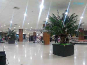 Bagage-Claim Area Bandara SSK II | Doc: Fazword
