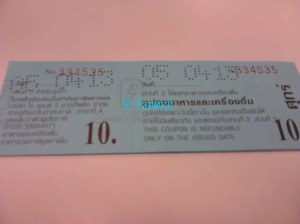 Magic Food Point Vouchers 100 THB | Doc: Fazword