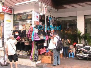 Muk Shop at Pratunam Market | Doc: Fazword