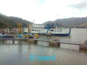 Dermaga Pelabuhan Lembar | Doc: Fazword
