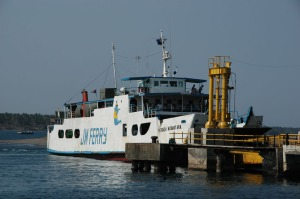 Dermaga Pelabuhan Kayangan | Doc: Pematang Sawah