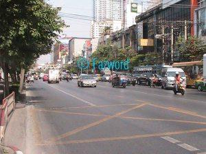 Petchburi Road Pagi Itu | Doc: Fazword