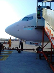 PK-LBM Batik Air | Doc: Fazword