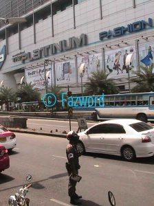 Depan Platinum Mall | Doc: Fazword