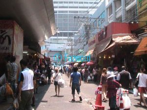 Pratunam Market | Doc: Fazword