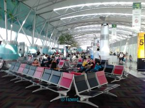 Waiting Room T3 Soekarno-Hatta | Doc: Fazword