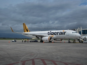 Tigerair at LOP November 22, 2013 | Doc: eswelowtunes on indoflyer.net