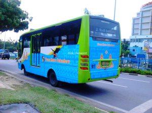 Bus Trans Metro Pekanbaru | Doc: Fazword