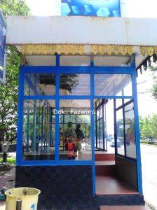Halte Trans Metro Pekanbaru | Doc: Fazword