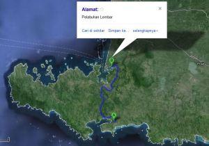 Pelabuhan Lembar - Pangsing | Google Maps