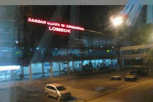 Bandara Internasional Lombok | Doc: Fazword