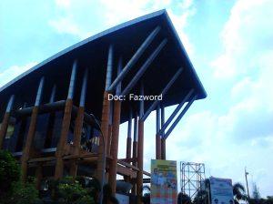 Gedung Pustaka Soeman HS | Doc: Fazword