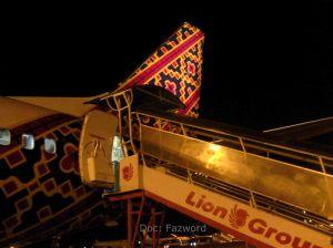 Batik Air Livery | Doc: Fazword
