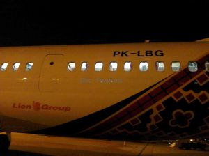 Batik Air PK-LBG | Doc: Fazword