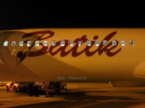 Batik Air | Doc: Fazword