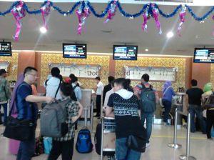 Check In Batik Air | Doc: Fazword
