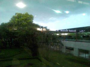 Cuaca Soekarno-Hatta 2F 8 Agustus 13 | Doc: Fazword