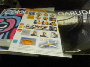 Inflight Magazine Garuda Indonesia | Doc: Fazword