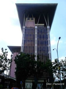 Kantor Gubernur Riau | Doc: Fazword