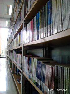 Koleksi Buku Pustaka Soeman HS | Doc: Fazword