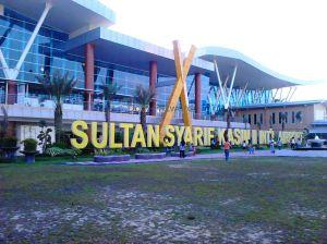 Sultan Syarif Kasim II International Airport | Doc: Fazword