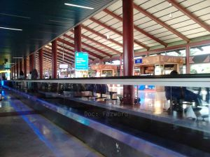 Main Departure Hall Terminal 2F | Doc: Fazword