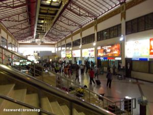Bagage Claim and Arrival Gate Juanda Airport | Doc: Fazword