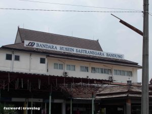 Bandung Husein Sastranegara International Airport | Doc: Fazword
