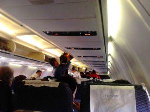 Boarding Sriwijaya Air SJ273 | Doc: Fazword