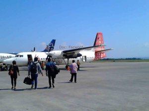 Boarding TransNusa TN571 | Doc: Fazword