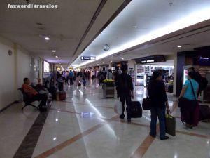 Juanda Intl' Airport Airside | Doc: Fazword