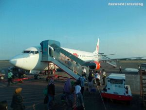 Lion Air's B739ER for JT642 | Doc: Fazword
