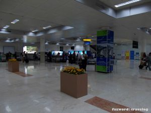 Bagage Claim Lombok Airport | Doc: Fazword