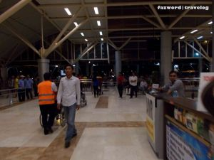 Lombok Airport Arrival | Doc: Fazword