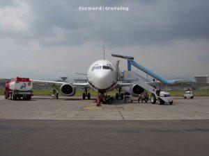 Express Air PK-TXZ at BDO | Doc: Fazword