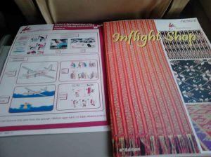 Inflight Shop Catalogue TransNusa | Doc: Fazword