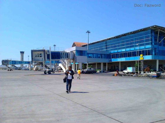 Lombok International Airport | Doc: Fazword
