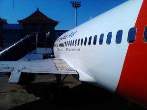 Sriwijaya Air | Doc: Fazword
